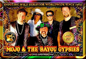MOJO & The Bayou Gypsies plus 5 World Renowned Acts THANK YOU FOR YOUR DONATIONS!